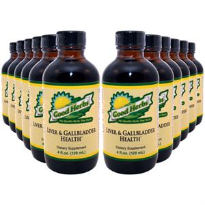 Picture of Liver and Gallbladder Health (4oz) - 12 Pack